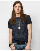 Denim & Supply Ralph Lauren Slub Jersey Dragon T-Shirt - Lyst