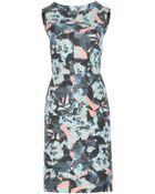 Erdem Jazz Printed Dress - Lyst