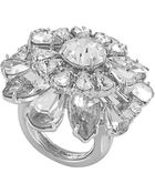 Carolee Lux Haute Hollywood Bold Crystal Ring - Lyst