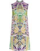 Mary Katrantzou Blouse Dress - Lyst
