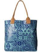 Pendleton Coated Canvas Tote - Lyst