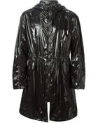 Givenchy Hooded Oversize Parka - Lyst