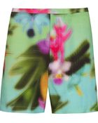 Osklen Tropical Print Shorts - Lyst