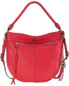 Elliott Lucca Faro Leather Bucket Hobo Bag - Lyst