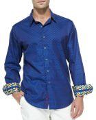 Robert Graham Tidepool Long-Sleeve Sport Shirt - Lyst