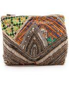 Antik Batik Jango Pouch - Lyst