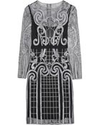 Temperley London Catroux Embroidered Tulle Dress - Lyst