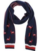 White Mountaineering Oblong Scarf - Lyst
