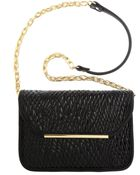 Ivanka Trump Crystal Small Flap Shoulder Bag - Lyst