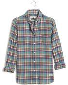 Madewell Penfield&Reg; Overbrook Plaid Shirt - Lyst