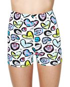 Nasty Gal Sweetheart Short - Lyst