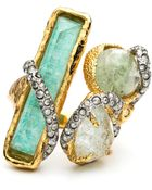 Alexis Bittar Elements Cocktail Ring - Lyst