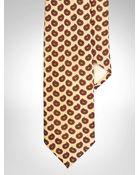 Polo Ralph Lauren Wool Challis Tie - Lyst