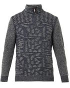 Inis Meáin Wool And Cashmere-Knit Sweater - Lyst