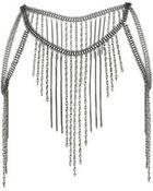 Topshop Mega Cape Body Chain - Lyst