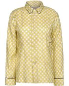 Marni Long Sleeve Shirt - Lyst