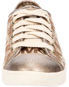 Michael Kors Michael Block City Sneakers - Lyst
