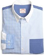 Brooks Brothers Blue Broadcloth Fun Shirt - Lyst