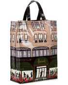 Harrods Medium Windows Shopper Bag - Lyst