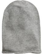 H&M Knitted Hat - Lyst