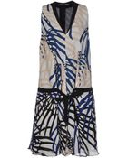Proenza Schouler Short Dress - Lyst