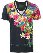 Philipp Plein The Way T-Shirt - Lyst