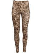 H&M Patterned Leggings - Lyst
