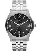Marc By Marc Jacobs Mens Danny Stainless Steel Bracelet Watch - Lyst