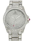 Juicy Couture Womens Stella Stainless Steel Bracelet 40mm - Lyst