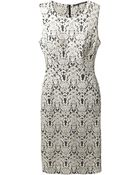 Ermanno Scervino Lace Dress - Lyst