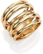 Alexis Bittar Miss Havisham Kinetic Layered Ring - Lyst