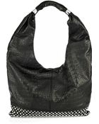 Thomas Wylde Studded Leather Bag - Lyst