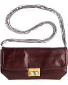 Lanvin Maisha Shoulder Bag - Lyst