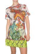 Christopher Kane Dragon Print Jersey T-shirt - Lyst