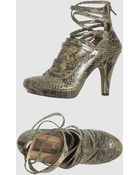 Juan Antonio Lopez Shoe Boots - Lyst