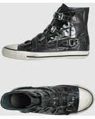 Ash High-top Sneaker - Lyst