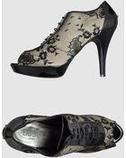 Liu Jo Laced Shoes - Lyst