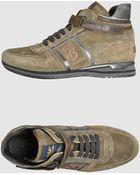 Barracuda High-top Sneaker - Lyst