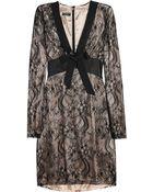 By Malene Birger Moliano Lace Dress - Lyst