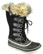 Sorel Joan Of Arctic - Black Weather Proof Boot - Lyst