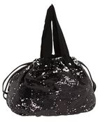 Juicy Couture Northern Star Small Drawcord Tote - Lyst