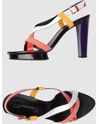 Diego Dolcini Platform Sandals - Lyst