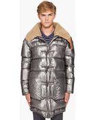 Paul Smith Puff Jacket - Lyst