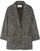Etoile Isabel Marant Xavier Bouclé Wool and Alpaca-blend Coat - Lyst