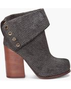 Jeffrey Campbell Brody Booties - Lyst