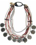 Erickson Beamon Short Tribute Necklace - Lyst