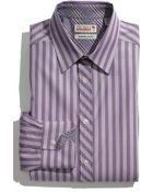 Ted Baker Stripe Shirt - Lyst