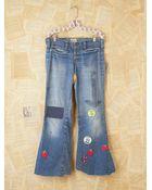 Free People Vintage Jeans - Lyst