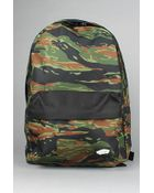 Vans The Old Skool Backpack in Woodland Camo - Lyst