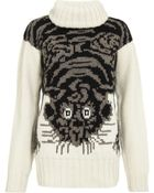 Joseph Chunky Tiger Roll Neck Jumper - Lyst